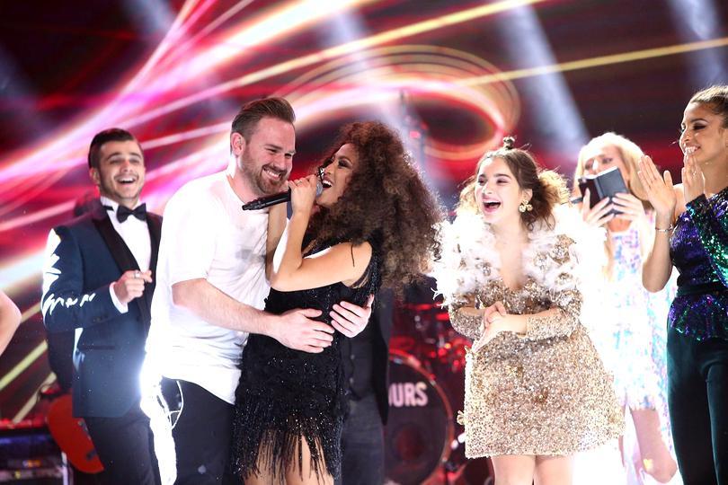 Bella Santiago, căștigătoarea ultimului sezon X Factor