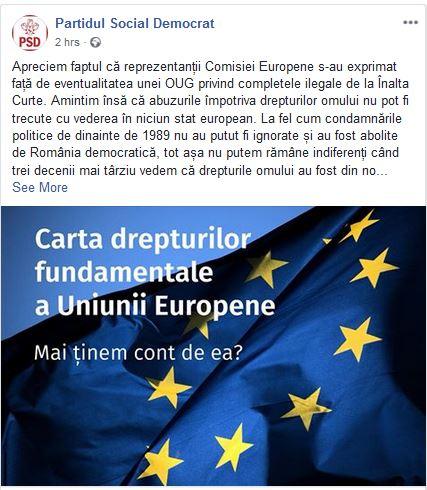 """PSD compară condamnările pentru corupţie cu dosarele politice din comunism: """"În orice stat UE, cei condamnaţi de completuri nelegale ar fi fost exoneraţi"""""""