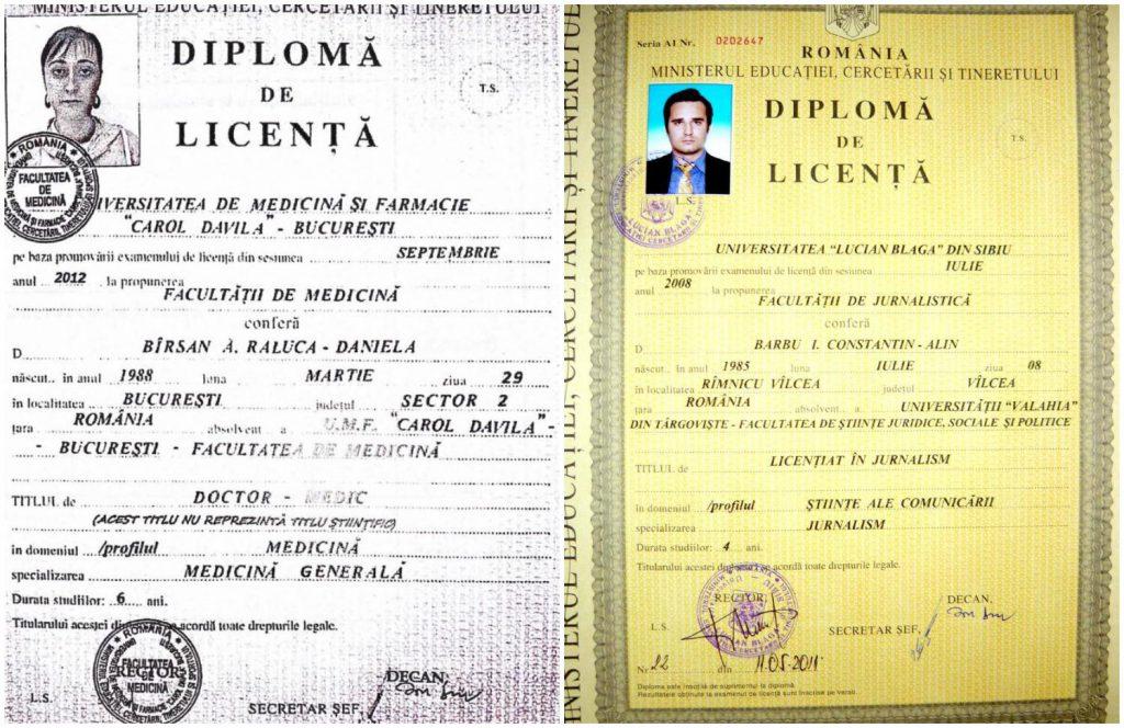 """Alin Barbu, absolventul de Jurnalism căruia Raluca Bîrsan i-a falsificat diploma de licență, vrea să îi facă plângere penală! """"De ce falsificăm diplomele? Pentru că sunt posturi libere pe care unii vor să le obțină cu orice preț"""""""