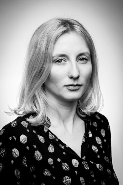 Diana Oncioiu, ziarist Dela0.ro