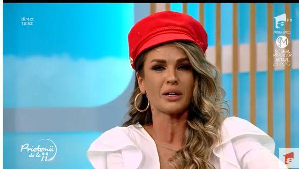 """Ultima ediție a emisiunii """"Prietenii de la 11"""". Florin Ristei a făcut declarații, Diana Munteanu a plâns"""