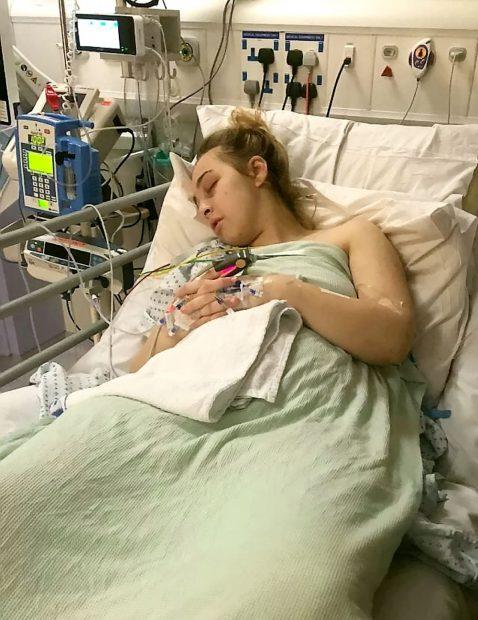 O tânără din Marea Britanie a intrat în comă și a născut un bebeluș, fără să știe că era însărcinată. Cum s-a întâmplat miracolul / FOTO