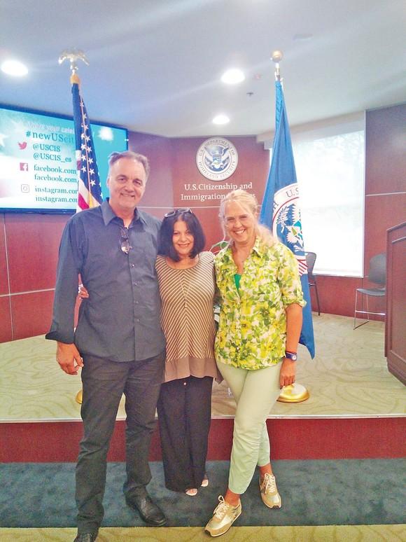 Elena Cârstea a devenit cetățean american. După 13 ani s-a întâmplat