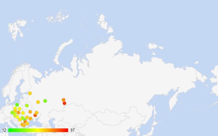 Bucureștiul se află în topul celor mai poluate orașe din Europa! Doar localitățile industriale din Rusia și Ucraina ne depășesc