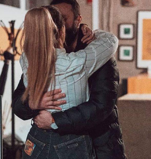 """Moment romantic între Feli și iubitul ei. """"Jumătatea mea mai bună"""""""