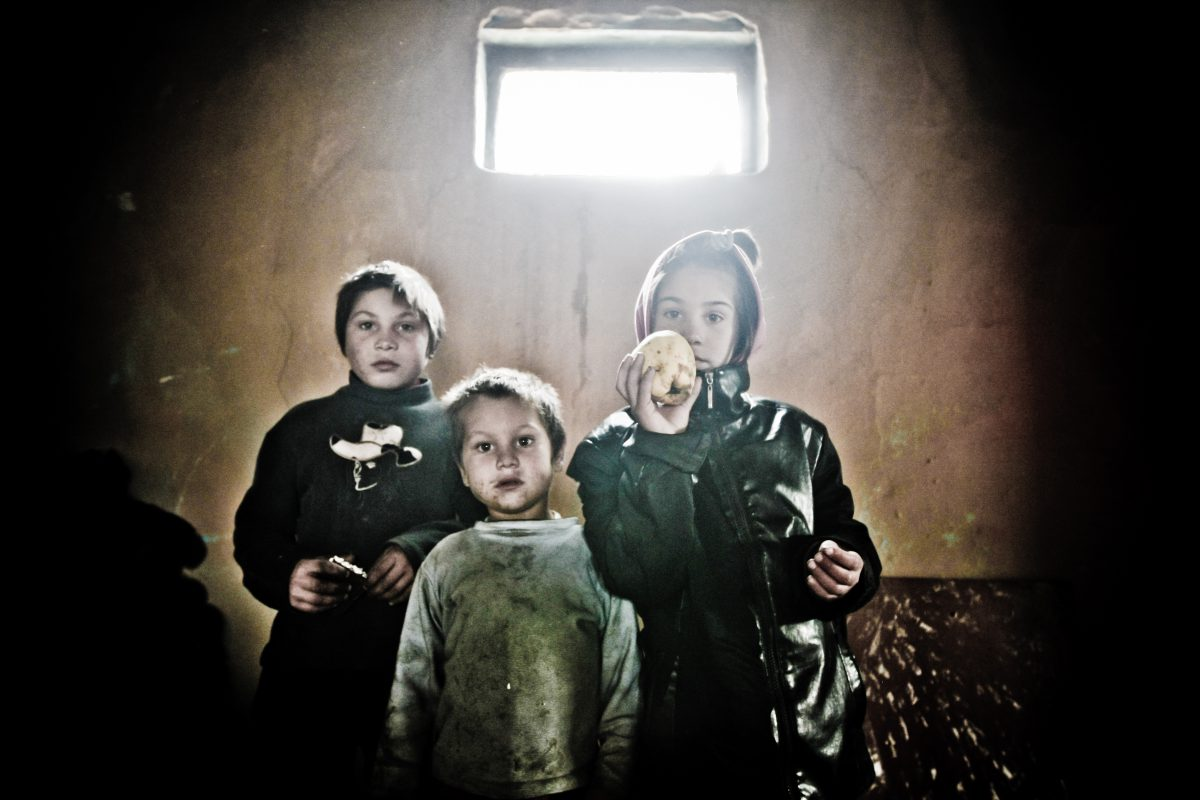 Reporterii Libertatea i-au vizitat pe copii în 2013