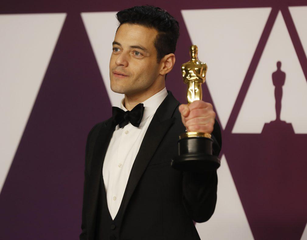Rami Malek a câștigat premiul Oscar pentru cel mai bun actor în rol principal