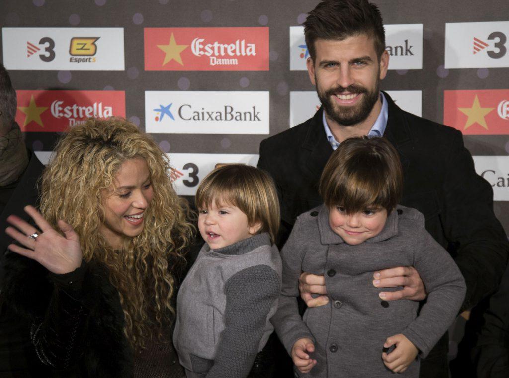 Cine e femeia care o face geloasă pe Shakira. Nu-i pică deloc bine prietenia acesteia cu Gerard Pique