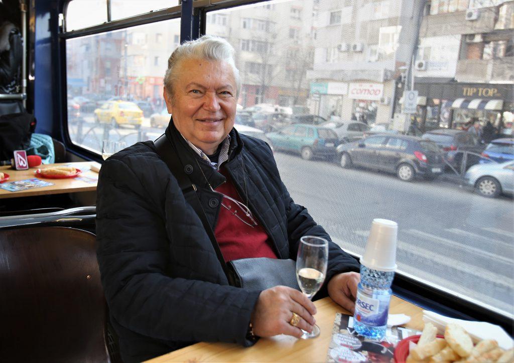 Gheorghe Turda încalcă interdicțiile medicului