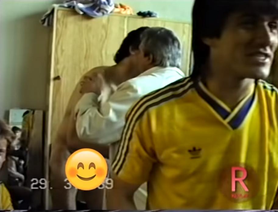 Fiara dezlănțuită! Povestea nespusă a momentului în care Marius Lăcătuș a fost înregistrat înjurând fără perdea, imediat după intonarea imnului (FOTO&VIDEO)