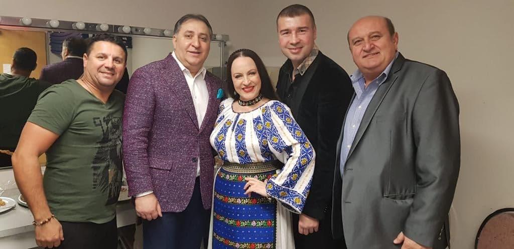 Lucian Bute, duet cu Maria Dragomiroiu! Fostul campion mondial la box a cântat pentru românii din Canada