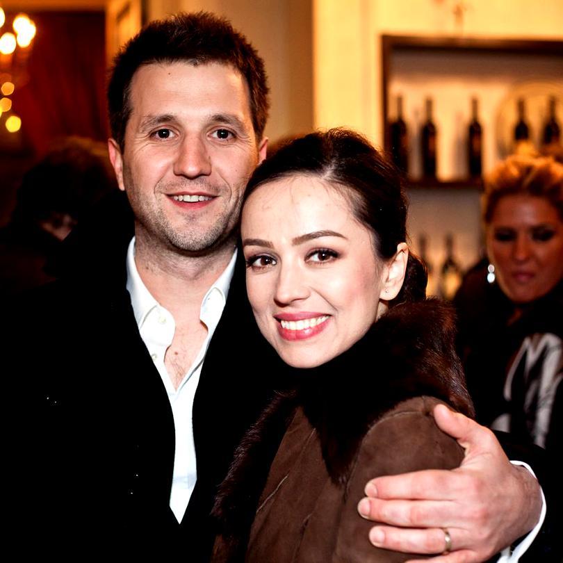"""Andi Moisescu, despre soția sa, Olivia Steer: """"Noi ne-am ferit să amestecăm"""""""