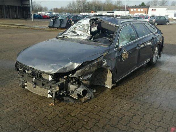 O parte dintre autoturismele din străinătate au suferit daună totală, dar samsarii le-au reparat și le-au vândut fără a preciza că au fost implicate în accidente