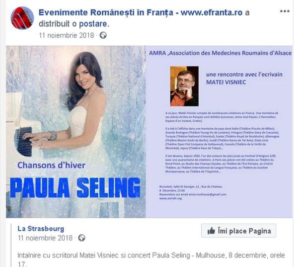 Paula Seling, reclamată la Fisc. Declarația soțului și impresarului artistei