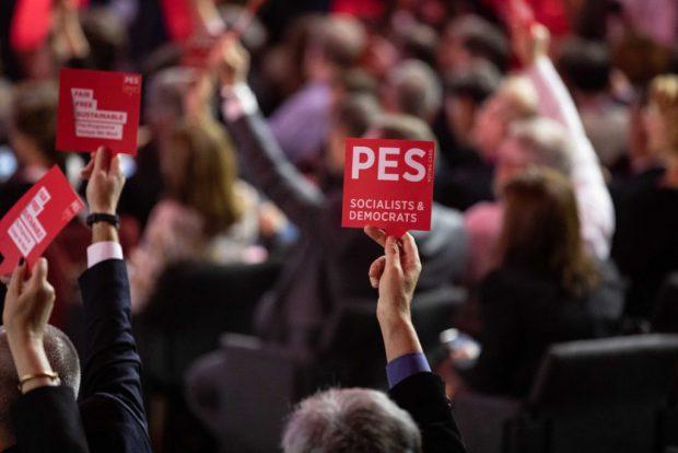 """CORESPONDENȚĂ DE LA MADRID/ Liviu Dragnea atacă """"instituțiile de forță din România"""", la Congresul socialiștilor europeni: """"După 15 ani de dominație a dreptei, s-au distrus speranțe și destine"""""""
