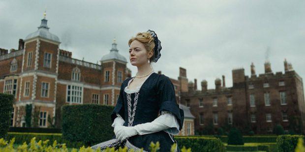 Emma Stone, în filmul The Favourite, nominalizat la Premiile Oscar 2019