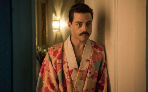 Actorul Rami Malek, în filmul