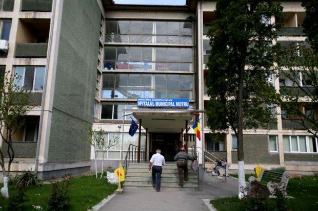 Spitalul Municipal Motru (FOTO: igj.ro)