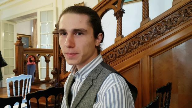 Rareș Manolache, 19 ani