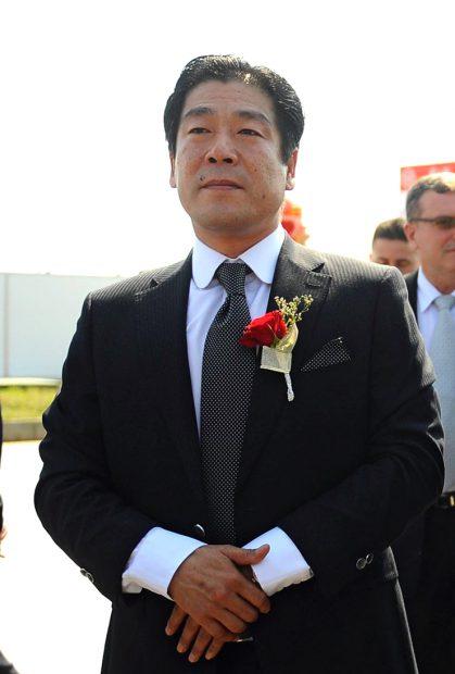 """Chinezul """"pericol pentru siguranța națională a României"""" Wang Yan a fost văzut din nou la Cupru Min, dar compania ascunde prezența lui!"""