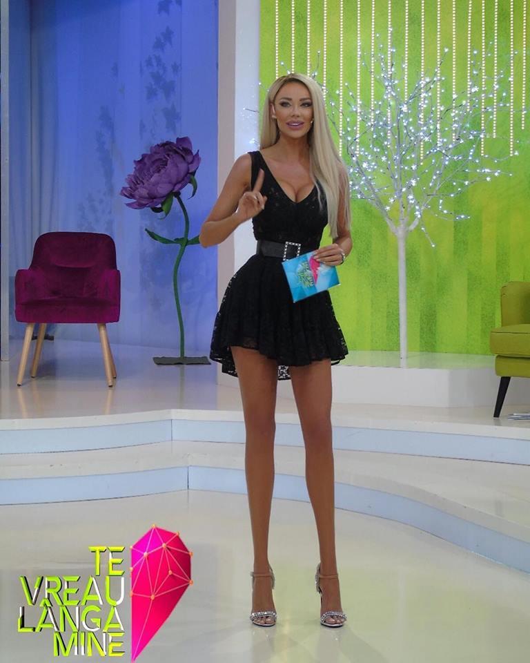 Bianca Drăgușanu ar vrea înapoi la TV, dar nu-i rentabil