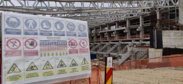 Închis în 2012, patinoarul Mihai Flamaropol din București are cel mai lent ritm de construcție: 35% în 7 ani! Primăria a vrut să rezilieze contractul!