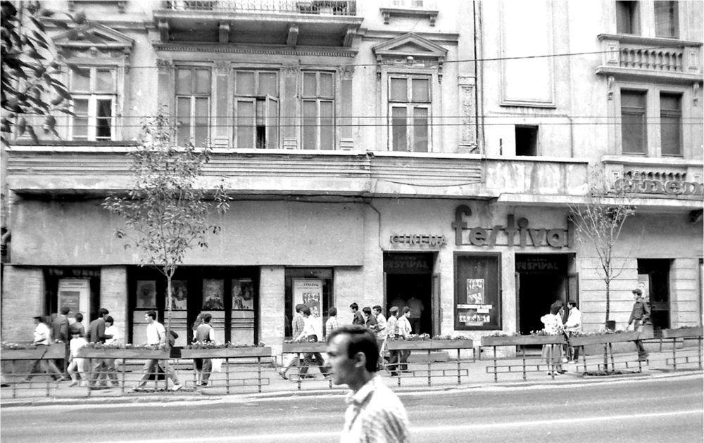 """Ruinele """"Broadway-ului"""" bucureștean! Cum arată acum bulevardul care, înainte de anii '90, era zona de promenadă a orașului"""