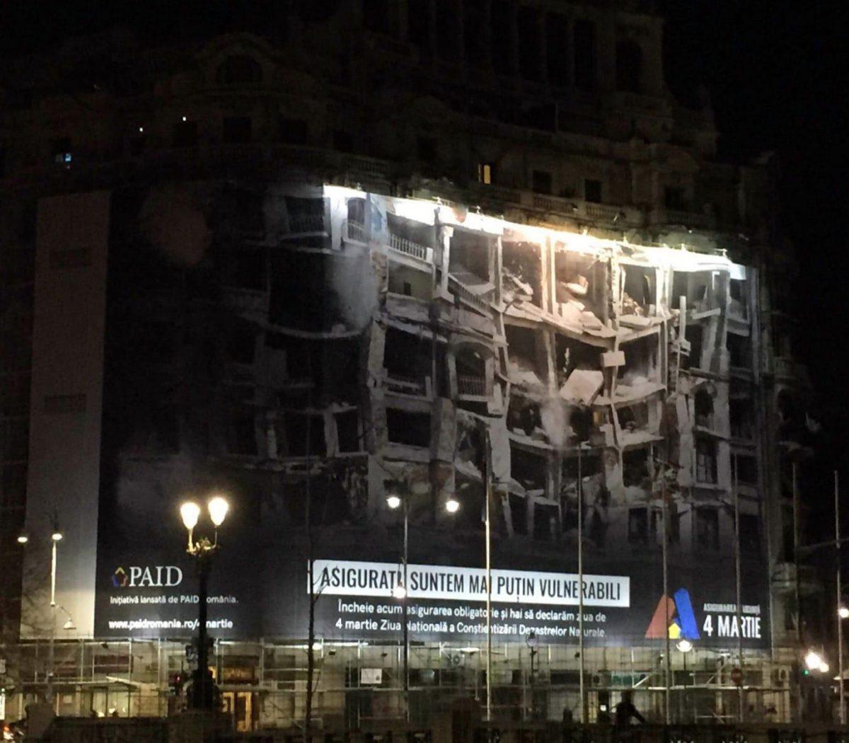 Tolo: Cum tremură firmele de asigurări, de panotaj și de publicitate în fața lui Gabi Firea! Și cum a oprit Primăria cutremurul să intre în București