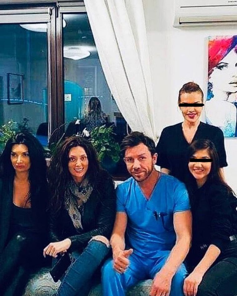 """Ferma"" a salvat-o pe Claudia Pavel de falsul medic Matteo Politi"