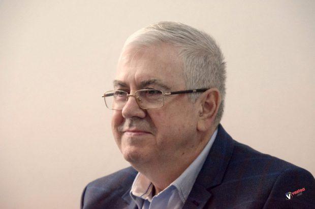 Directorul Spitalului Județean Neamț, dr. Codruț Munteanu