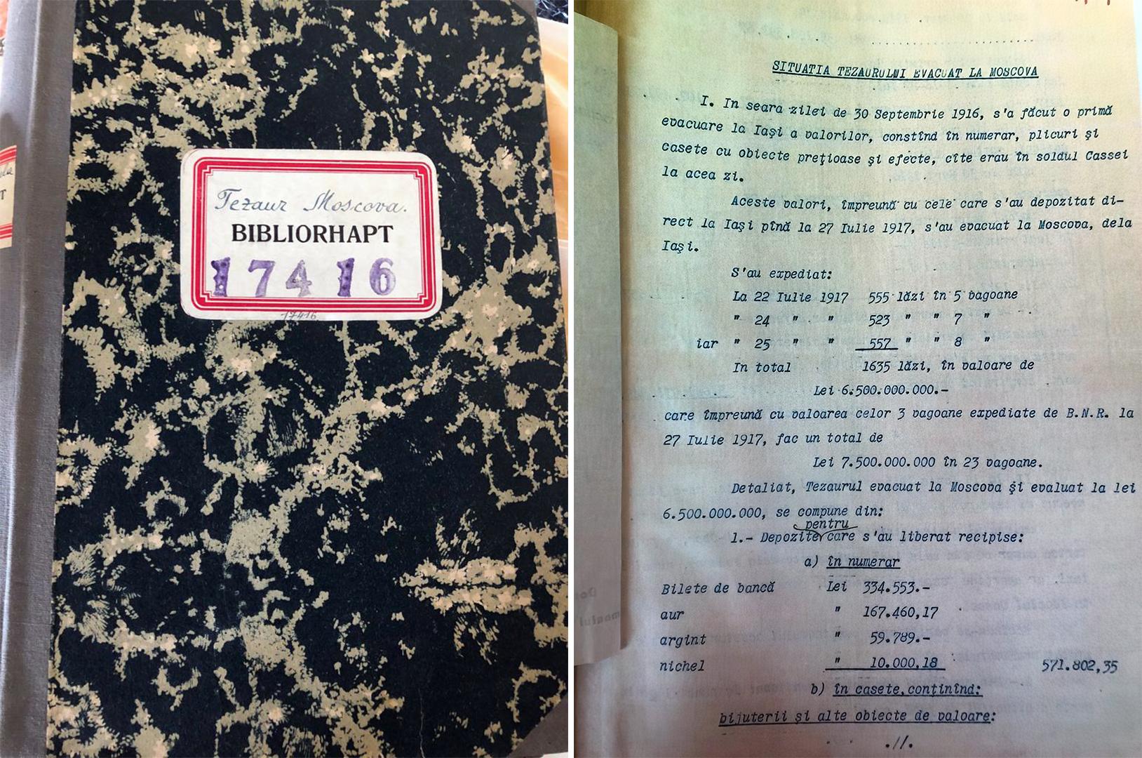 """""""Dosarul Moscova 2"""" este numele pe care BNR l-a dat documentelor de la Brașov. Bucătarul Attila Szocs, un maghiar din Brașov, și iranianul Rezaei Kejani Davood au făcut o descoperire care reaprinde o veche dispută istorică și de patrimoniu"""