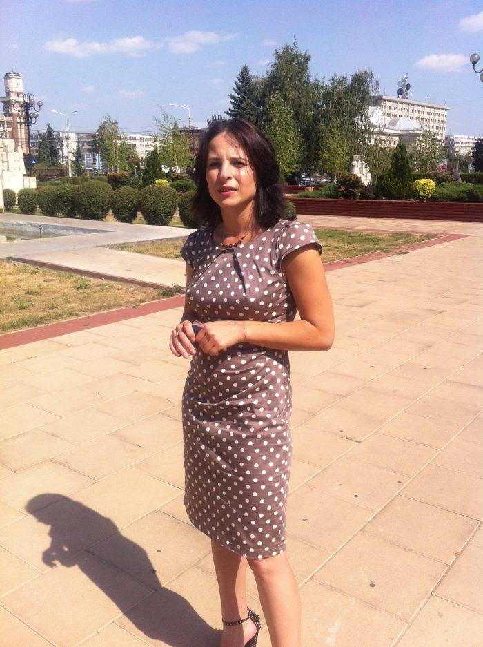 Corina Ungureanu a făcut parte din trei partide politice FOTO: Libertatea