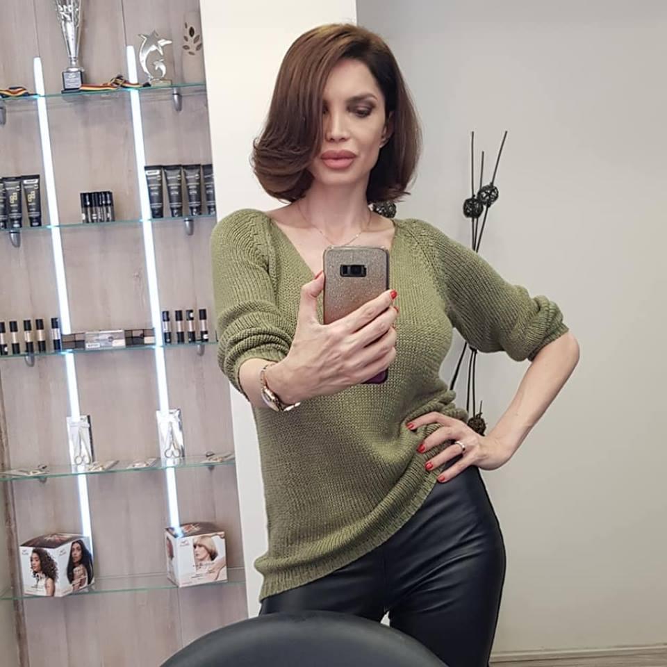 """Cristina Spătar i-a uimit pe toți cu noul look. """"Superbă"""""""