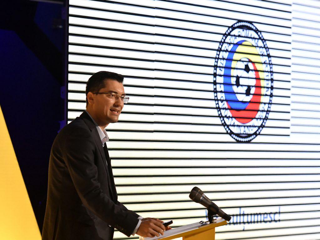 """Răzvan Burleanu: """"Euro 2020 nu este în pericol chiar dacă cele trei stadioane nu se vor construi"""". Dorim organizarea Euro 2028!"""