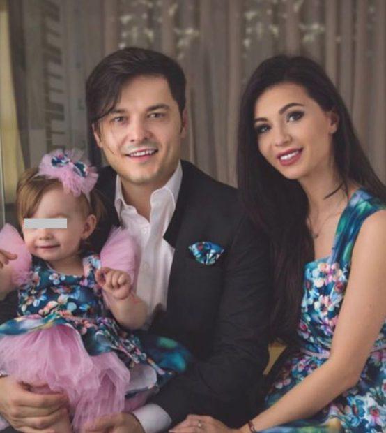 """Liviu Vârciu, prima reacție după ce s-a împăcat cu mama fetiței lui. """"Ea e familia mea"""""""