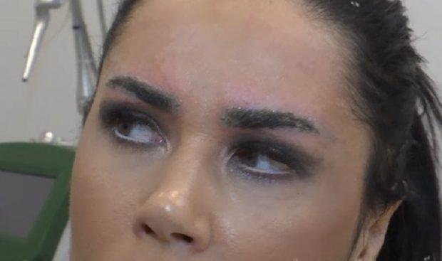 Cum arată Oana Zăvoranu, după ce a renunțat la tatuajul de sprâncene