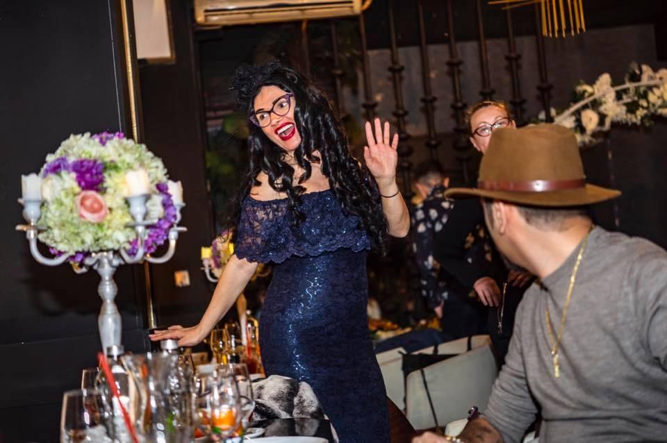 Ozana Barabancea, în cea mai mulată rochie. Ce siluetă de invidiat afișează   FOTO
