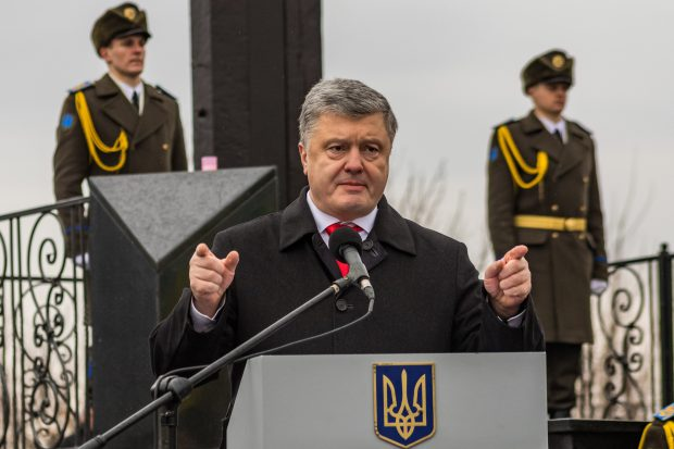 Petro Poroșenko, președintele Ucrainei, candidat pentru al doilea mandat în alegerile din 31 martie 2019 (Foto: EPA)