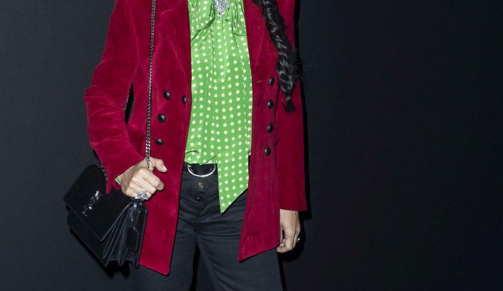 Salma Hayek, cu pantalonii desfăcuți la un eveniment moden. A pățit-o când se aștepta mai puțin | FOTO