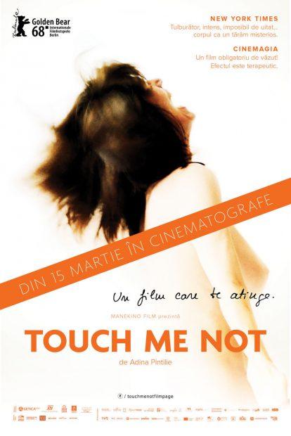 """Recomandările culturale ale săptămânii.De la """"Touch me not"""", filmul care te invită să te gândești la intimitate, la Falleras, tradiția spaniolă devenită industrie"""