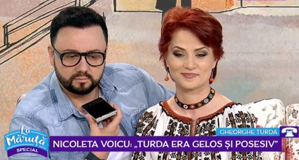 """Gheorghe Turda o vrea înapoi pe Nicoleta Voicu. """"Dacă ea vrea, cu drag o accept"""""""