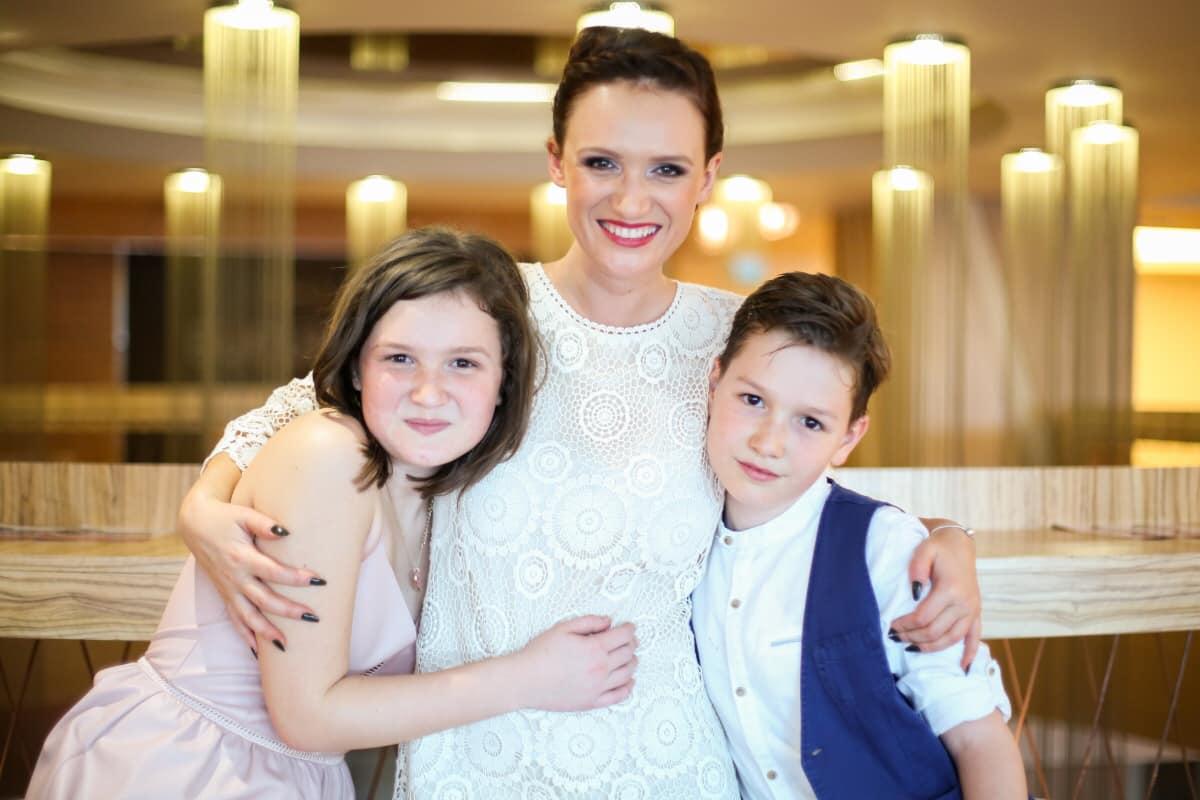 Carmen Negoiță a făcut armistițiu cu fostul soț pentru binele copiilor