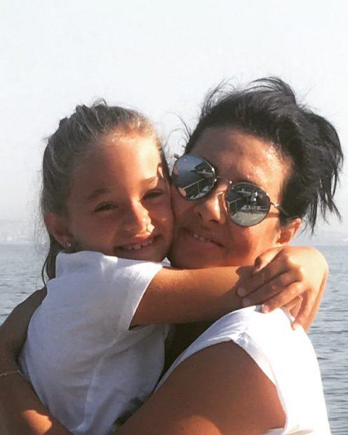 Mama Antoniei, mesaj pentru nepoata ei. Denise Iacobescu se topește de dorul Mayei