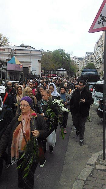 Peste 2000 de credincioși au participat la Pelerinajul ortodox de Florii