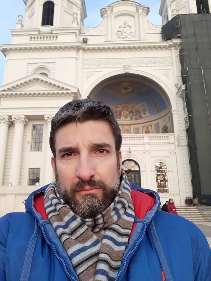 Silviu Biriș, un actor în căutarea lui Dumnezeu
