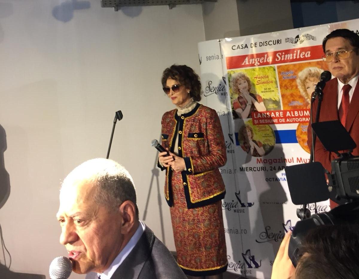 Angela Similea plănuiește un spectacol mare în România. «Niciodată n-am avut intenția de a-mi părăsi țara, chiar dacă umblu mult»