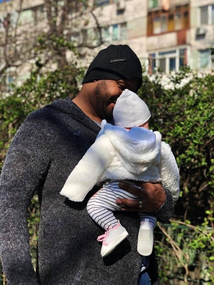 Toate detaliile despre botezul fetiței lui Cabral și a Andreei Ibacka