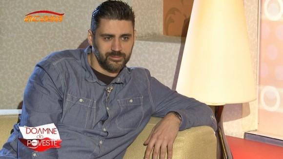 Cătălin Negreanu, fiul Zinei Dumitrescu