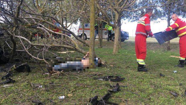 Imaginile înfiorătoare de la locul accidentului designerului Răzvan Ciobanu. Cum a fost găsit