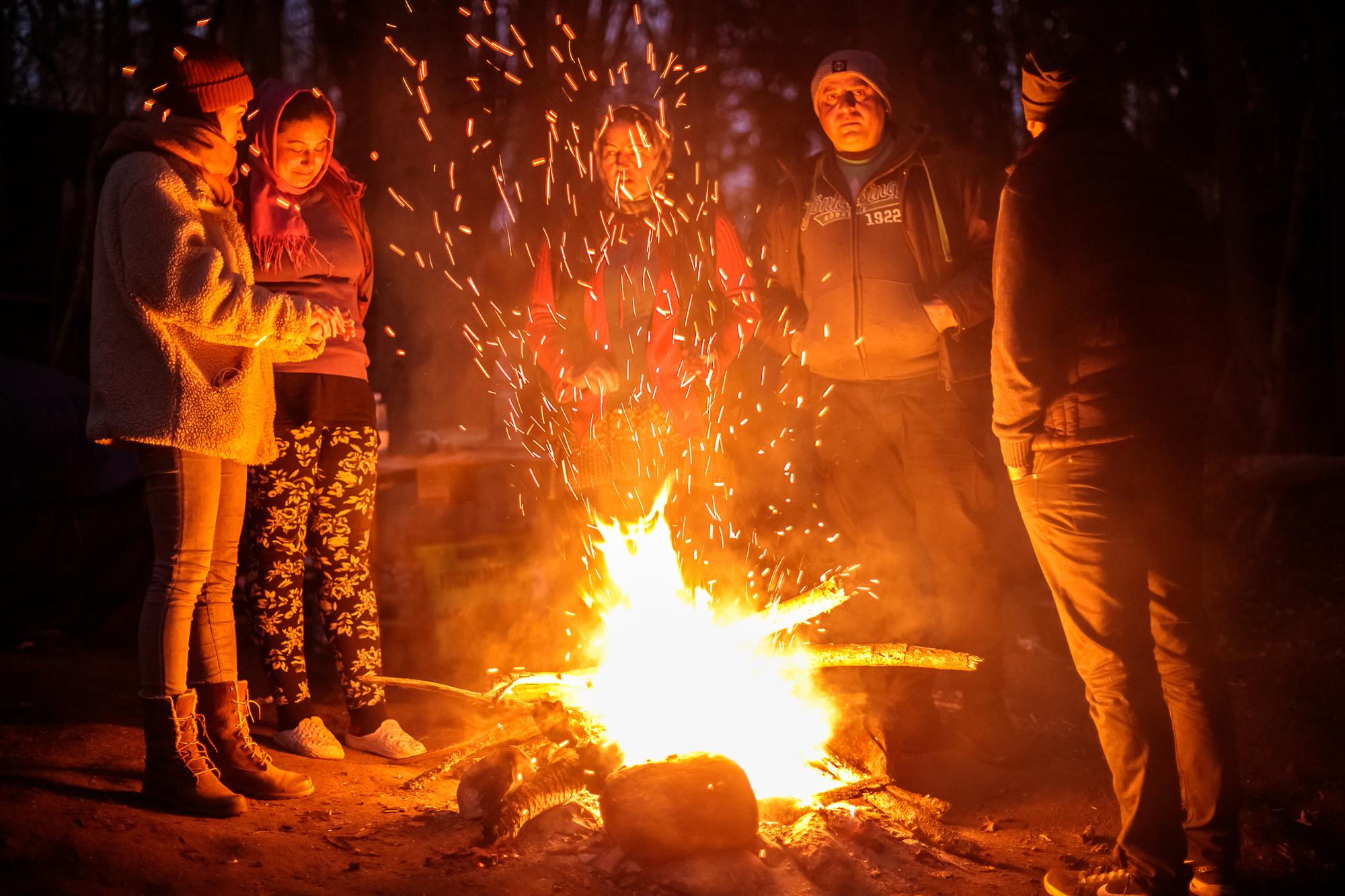 În căutarea lui Gică - românul omorât într-un parc din Huskvarna, Suedia, de doi adolescenți. Paște în pădure cu cei mai nevoiași dintre compatrioți (1)